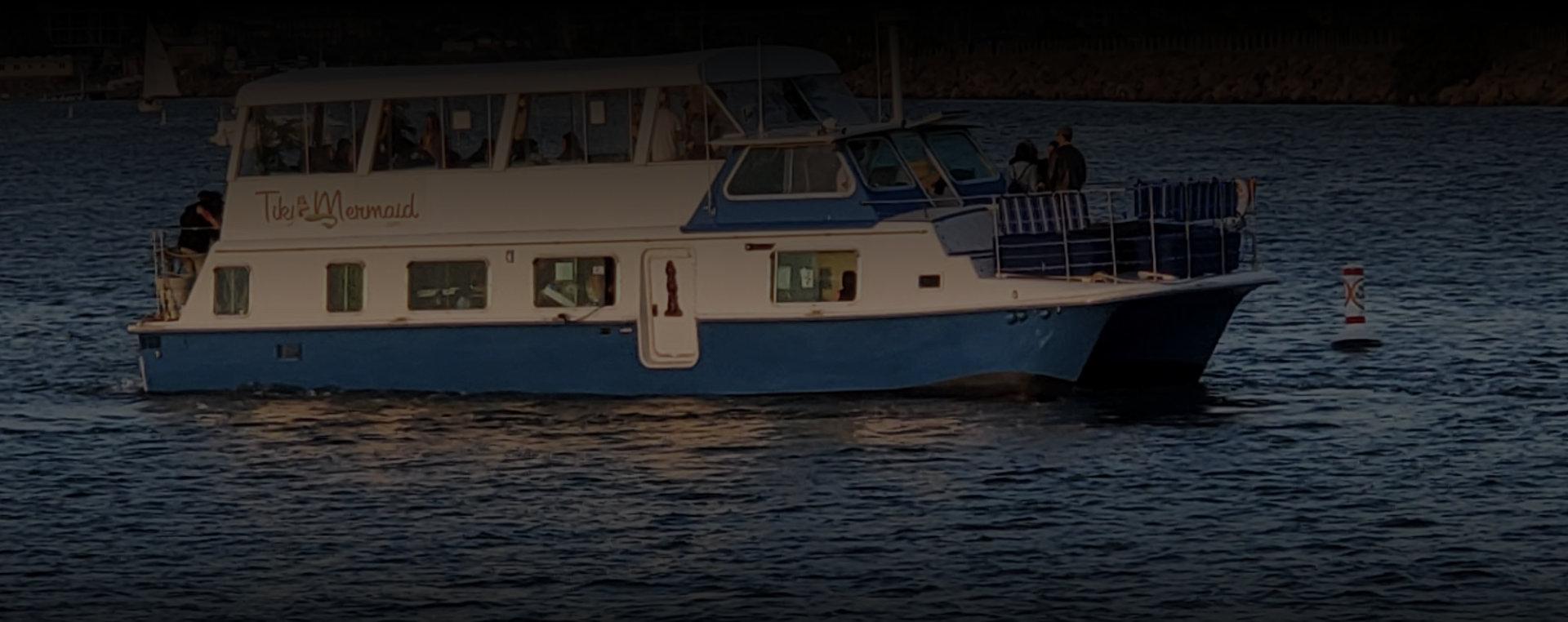 Teki mermaid yacht