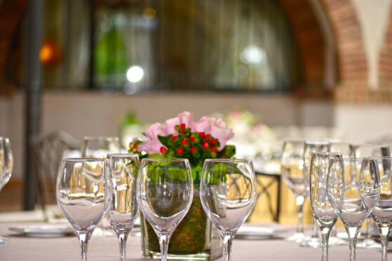 A Unique Place for Banquets