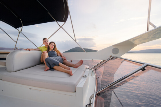 Feel the Love in a Luxurious Cruise