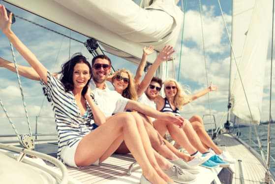 Sail Your Stress Away in a Yacht Charter