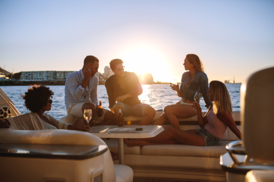 Booking Fun Parties and Events in a Yacht Cruise