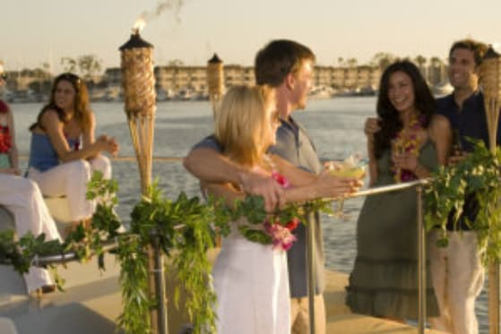 Host a Wine Tasting Event in a Party Boat!
