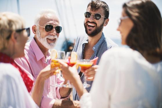 Corporations' Retirement Party Etiquette
